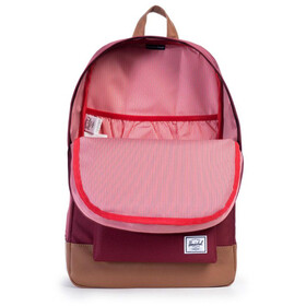 Herschel Heritage rugzak, windsor wine/tan